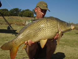 spain fishing holiday